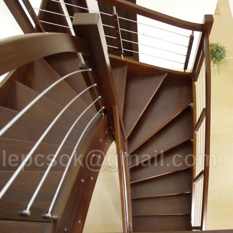 www.lepcsok.eoldal.hu - Photo album - 2. Not curved wood stairs